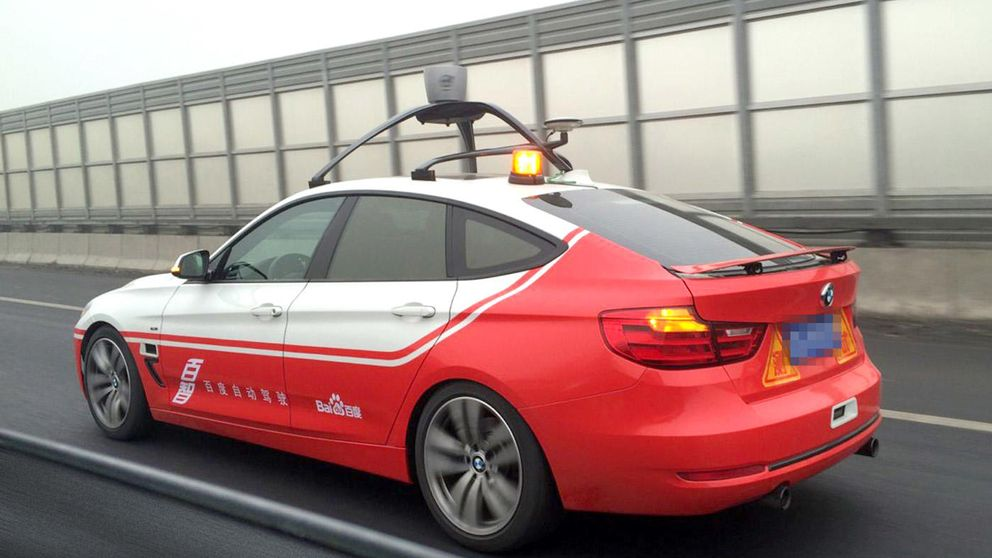 Samsung y el Google chino Baidu se pasan a los coches autónomos