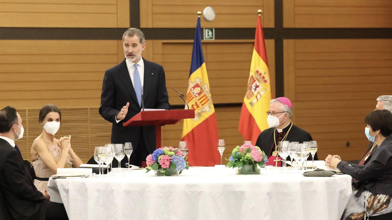 Visita de Estado de los Reyes a Andorra. (Casa de S. M. el Rey)