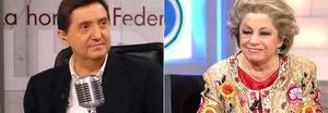 Dardos envenenados entre María Antonia Iglesias y Federico Jiménez Losantos