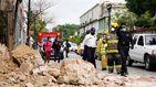 Aumentan a diez los muertos y a 500 las casas dañadas por el terremoto en México