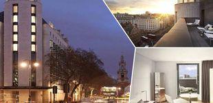 Post de 3.800 euros la noche y diseñado por Norman Foster: el hotel de los Reyes en Londres
