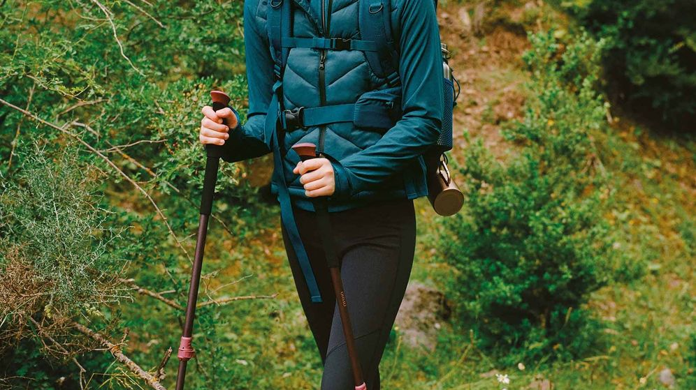 Foto: Empieza por cuidar tu look con la nueva colección trekking de Oysho (Imagen: Oysho)