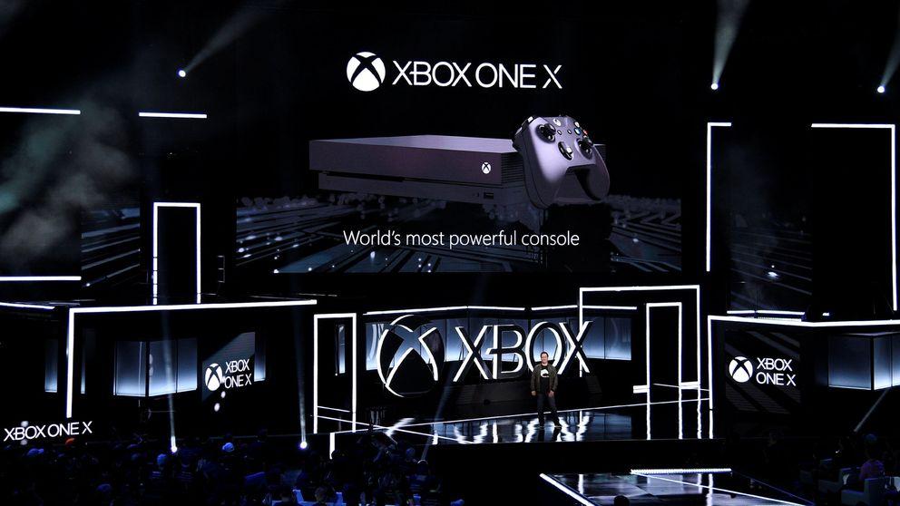 Así es Xbox One X, la nueva consola que Microsoft ha presentado en el E3 2017