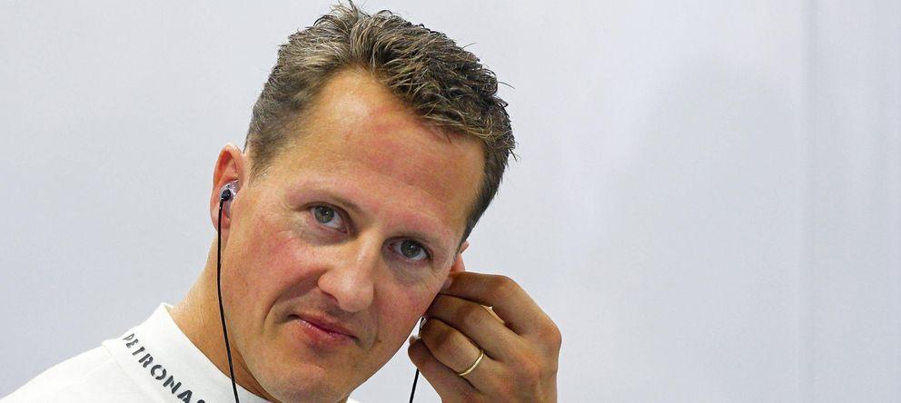 Foto: Michael Schumacher en una imagen de archivo.