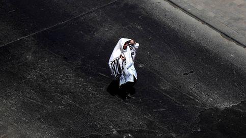Fiesta judía del Yom Kippur en Jerusalén