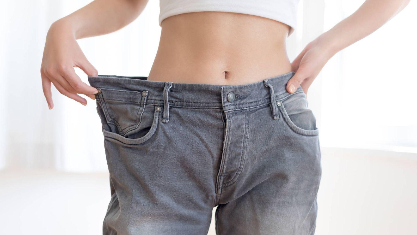 ¿Puede mantener una pérdida de peso rápida?