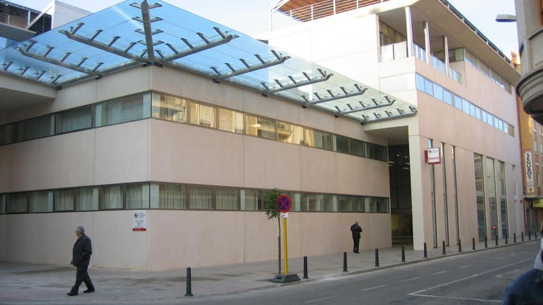 El Hospital de Alzira, uno de los cuatro que gestiona Ribera Salud.