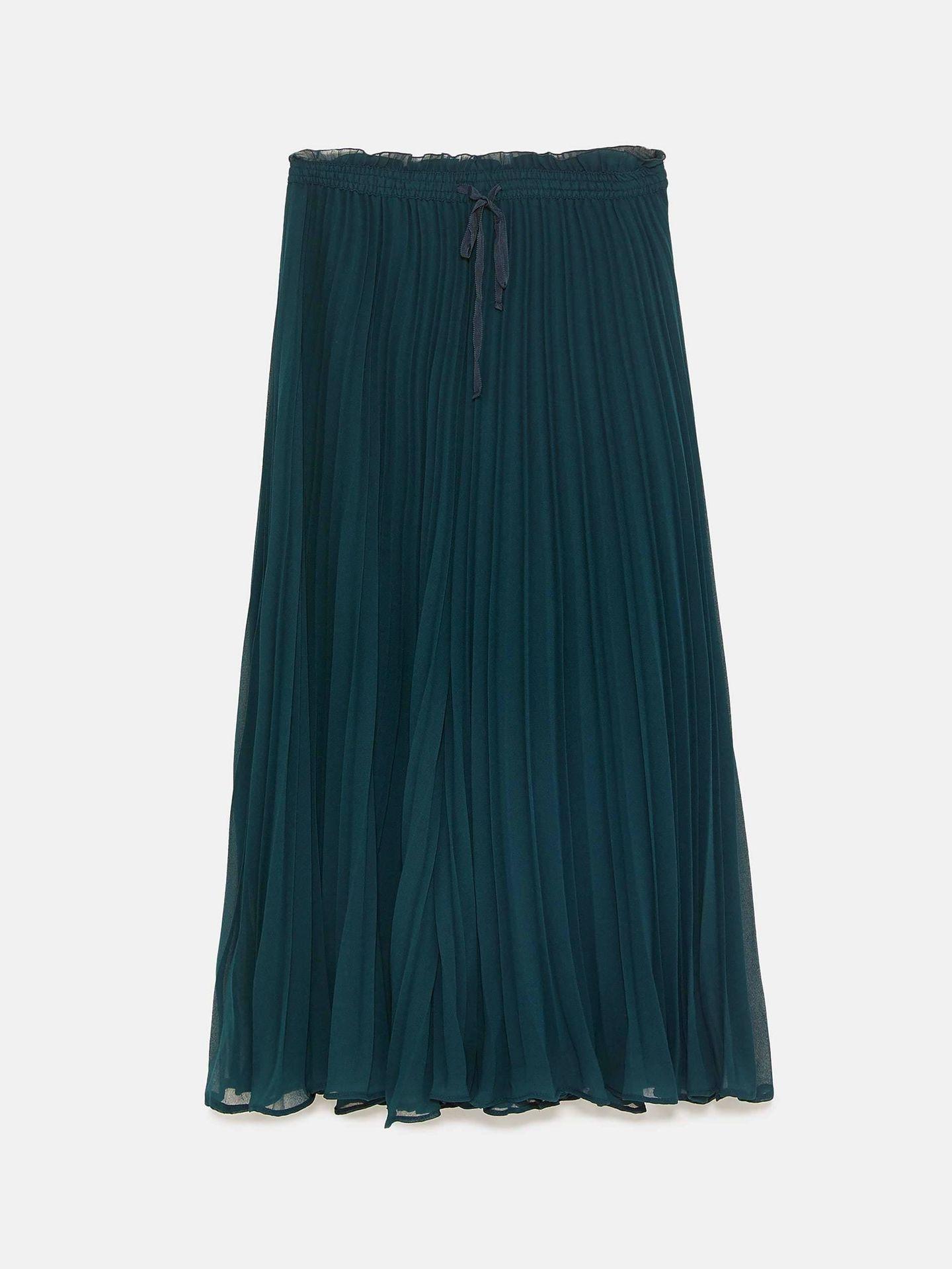 Culotte de Zara. (Cortesía de la marca)