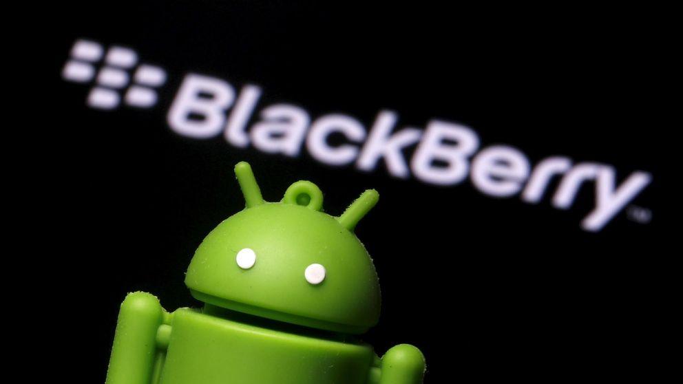 BlackBerry se lanza a los brazos de Android para remontar el vuelo