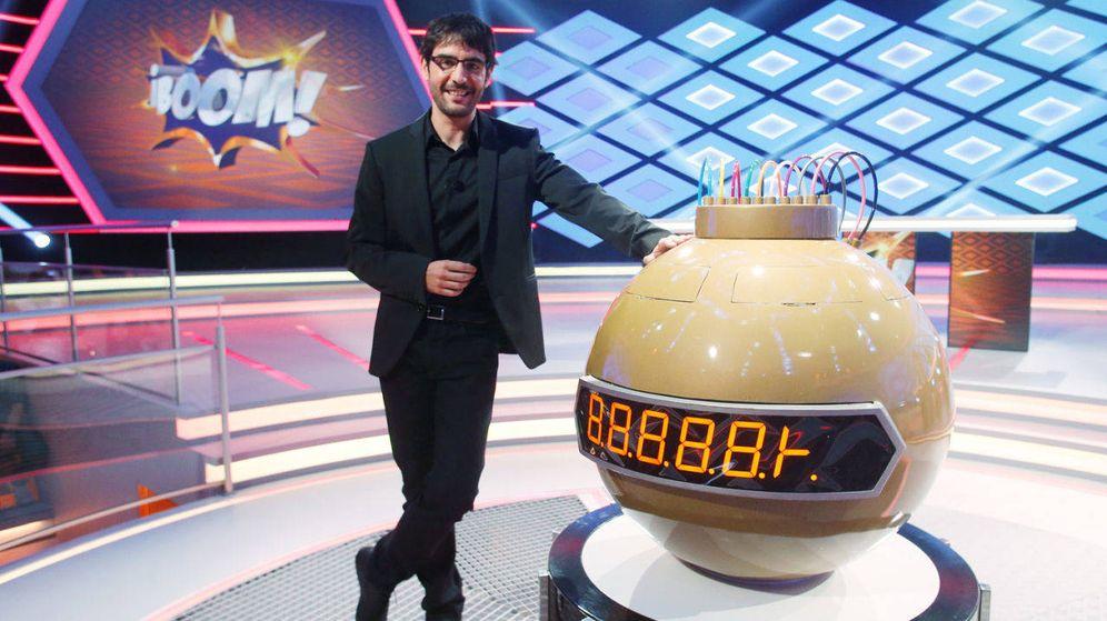 Foto: Secretos y curiosidades de '¡Boom!'. (Antena 3)