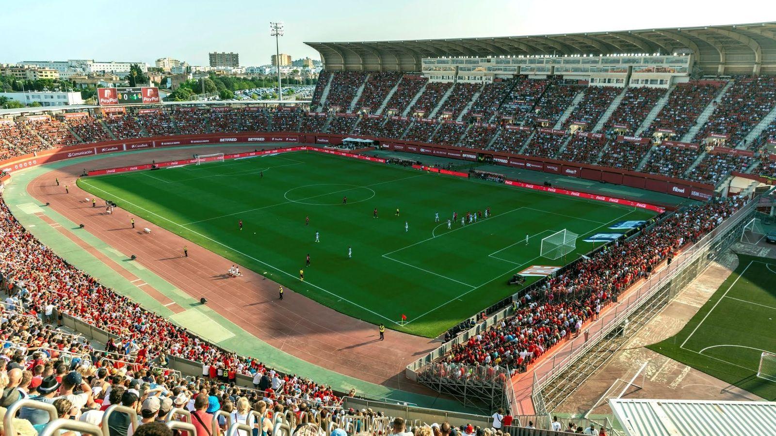 Foto: Estadio del Mallorca - Archivo. (EFE)