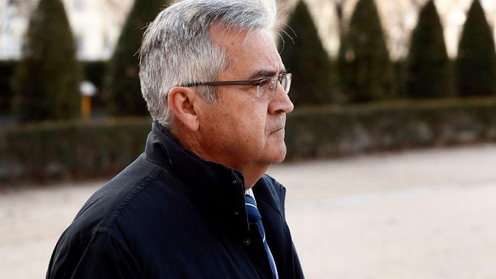 Foto: El ex consejero delegado de OHL, Tomás García Madrid (EFE)