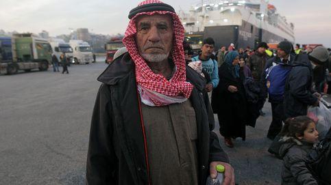 Grecia abre este lunes 15 centros de registro para refugiados
