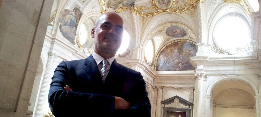 Foto: José Luis Díez: Patrimonio Nacional necesita reforzar su identidad