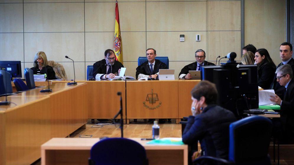 Foto: La Sala de Apelación de la Audiencia Nacional revisa la sentencia que condenó lo sucedido en Alsasua. (EFE)
