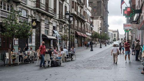 El desplome de los servicios agrava el deterioro de la actividad en España
