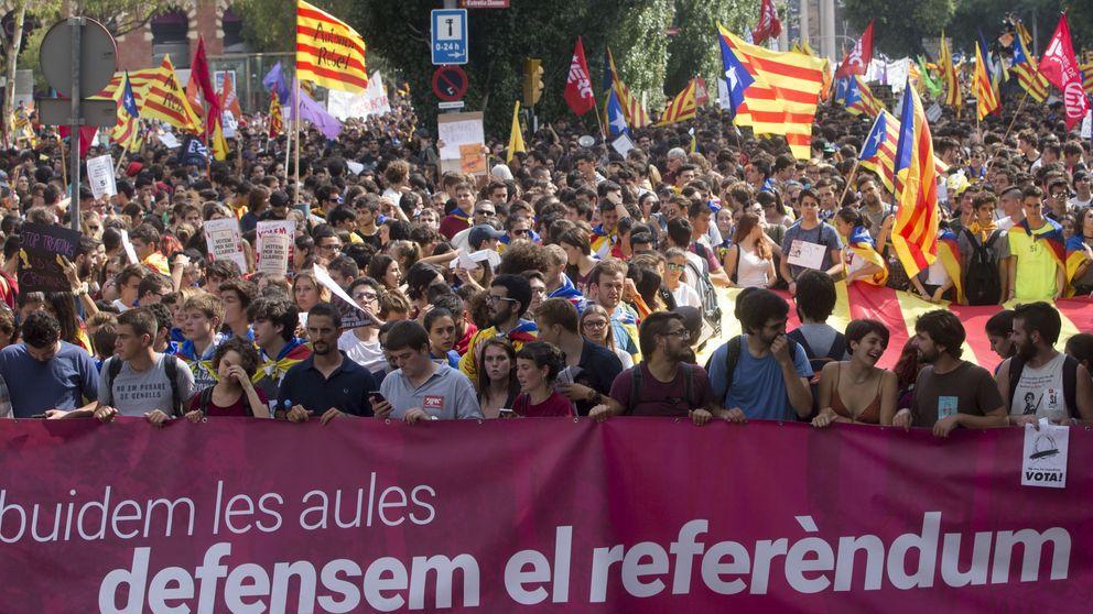 El referéndum paralizó la inversión en Cataluña más que la quiebra de Lehman