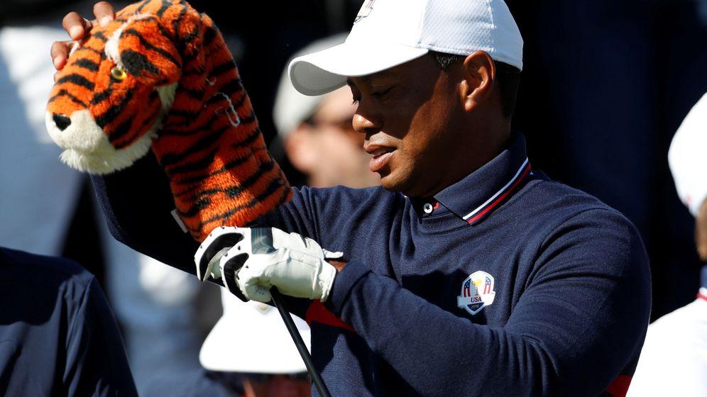Foto: Tiger Woods. (Reuters)