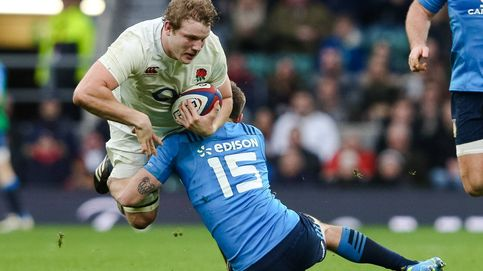 El transgresor 'catenaccio' de Italia siembra la polémica en el rugby