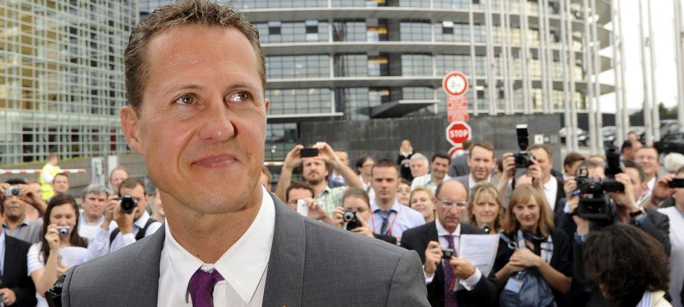 Foto: El piloto alemán de Fórmula Uno, Michael Schumacher, en una imagen de archivo (Gtres)