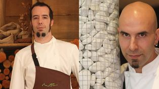 Montia, la propuesta más natural de Dani Ochoa y Luis Moreno