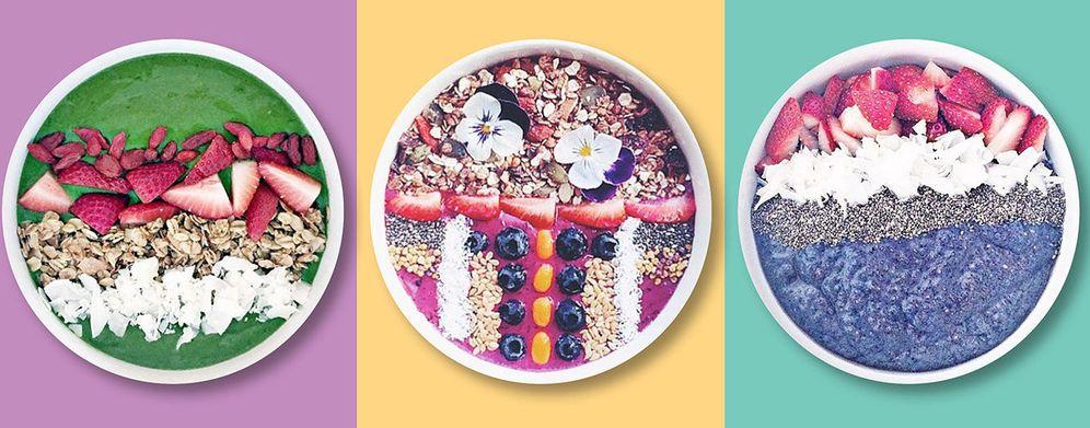 Foto: Smoothie bowl: el desayuno de moda