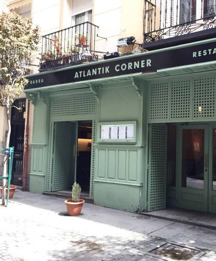 Foto: Restaurante Atlantik Corner.