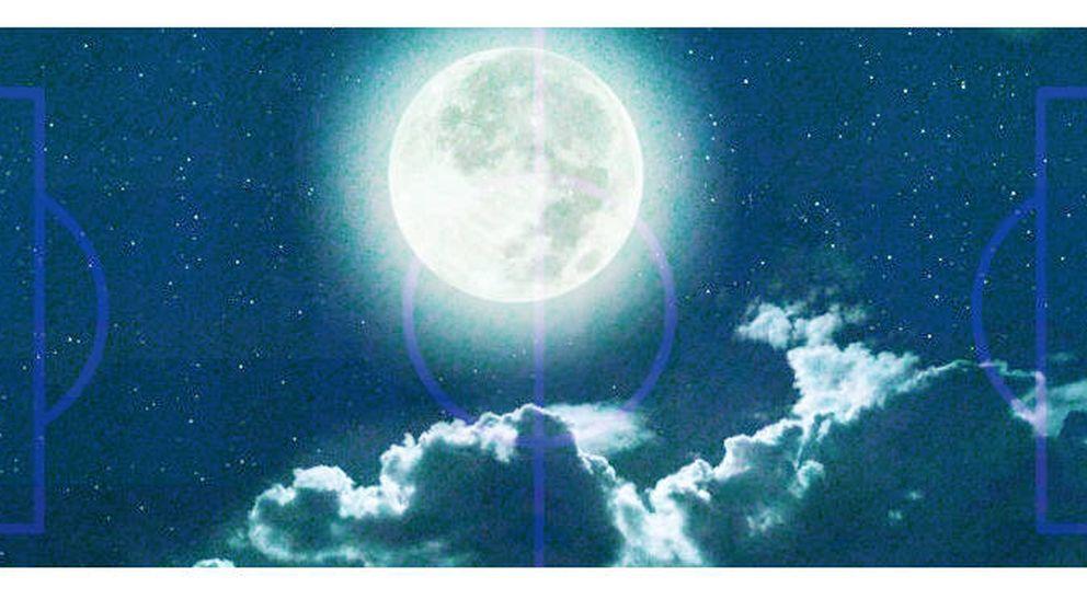 Los necios miran (a buenas horas) a Villar, pero yo les invito a señalar a la luna