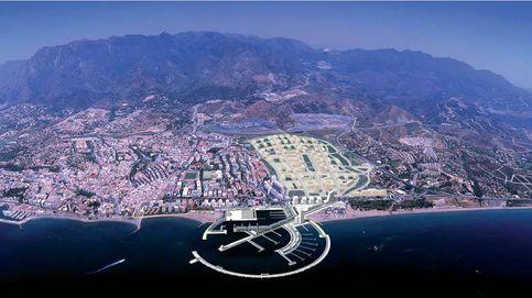 Marbella busca inversores millonarios tras quitar al jeque el 'nuevo' Banús