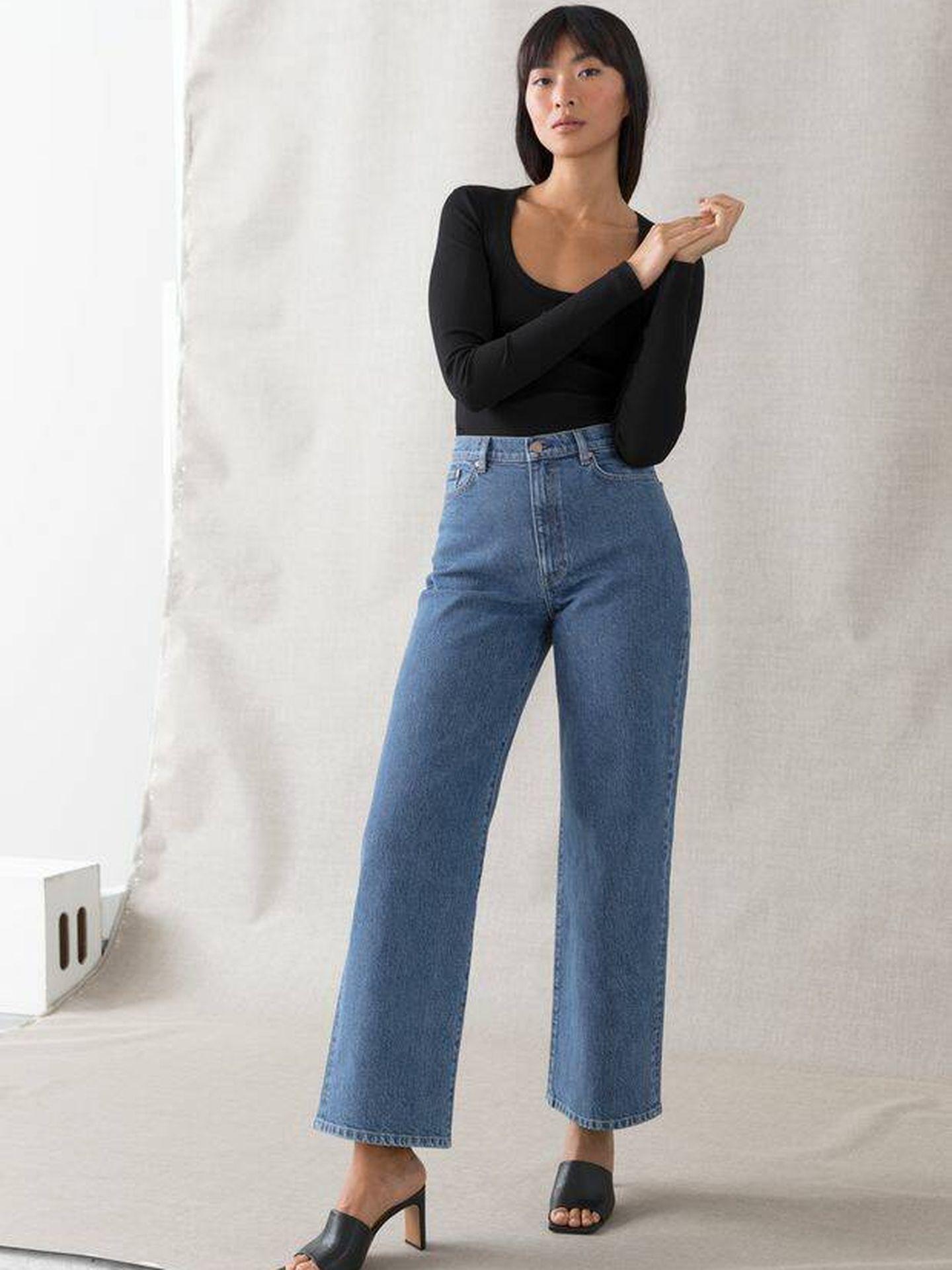 Uno de los múltiples modelos de los 'Treasure Cut Jeans'. Cortesía