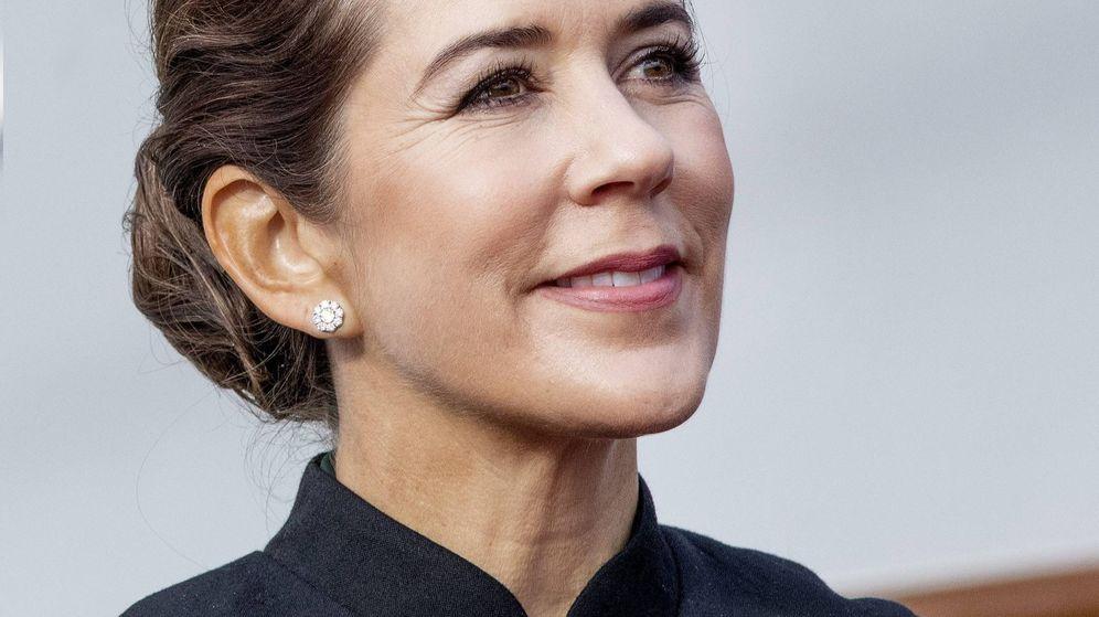 Foto: Mary de Dinamarca en las Feroe. (Cordon Press)