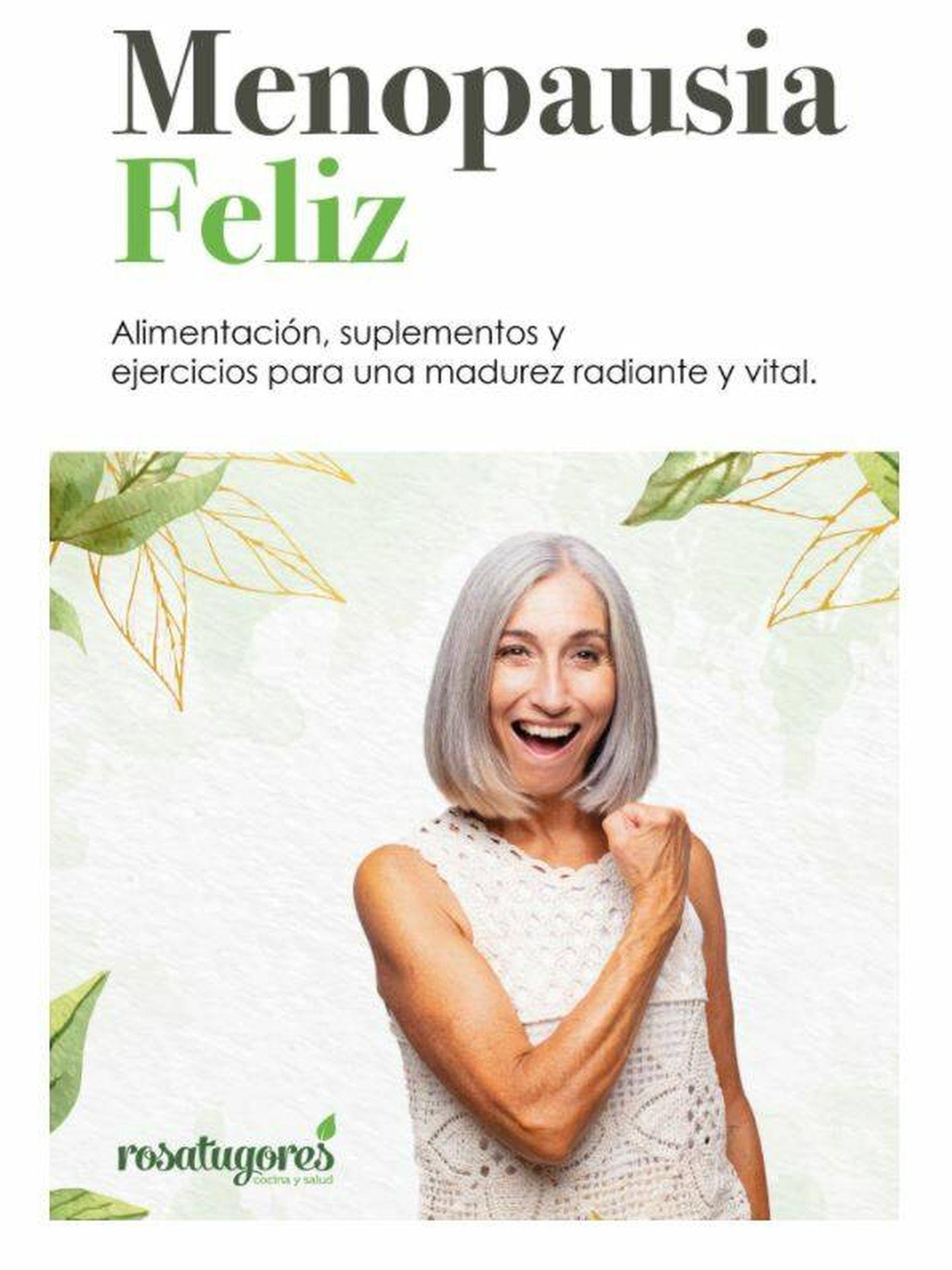 'Menopausia feliz' a la venta en Amazon. (Cortesía)