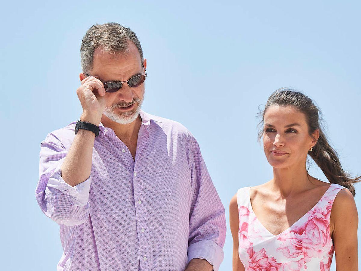 Foto: Los reyes Felipe y Letizia. (Limited Pictures)