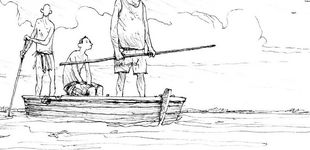 Post de 'La tierra de los hijos': si el fin del mundo te coge siendo padre... escribe