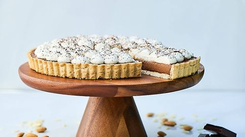 Taart: la magia de la repostería libre de azúcar, gluten y lactosa