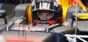 Post de De la gloria al muro en el último minuto: Bakú 'baja' de la nube a Max Verstappen