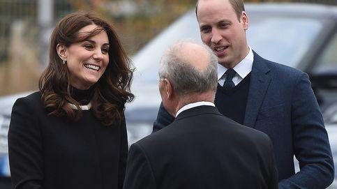 Kate Middleton se abriga con un look de 725€ y 'quemando rueda' con un Jaguar