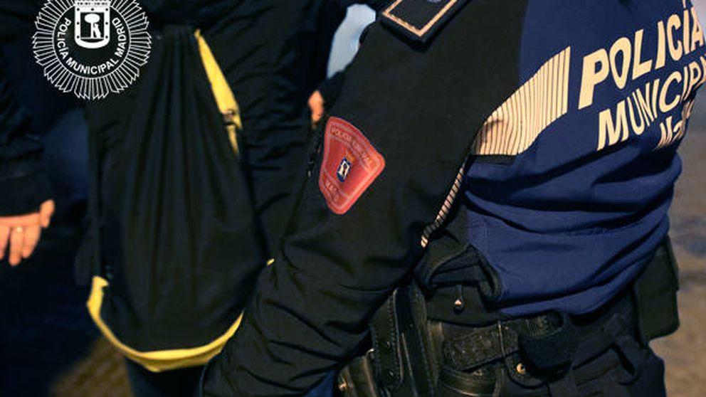 Un detenido por incendiar su casa de Carabanchel para vengarse por los ruidos de sus vecinos