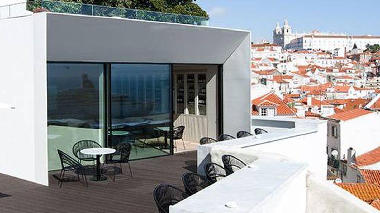Desde el Memmo Alfama se ve lo mejor de Lisboa.