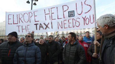 Causapié (PSOE) dice a Garrido que el problema del taxi está encima de su mesa