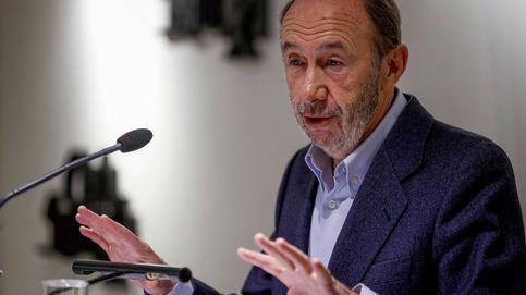 Antonio Caño, exdirector de 'El País', prepara un libro sobre Rubalcaba
