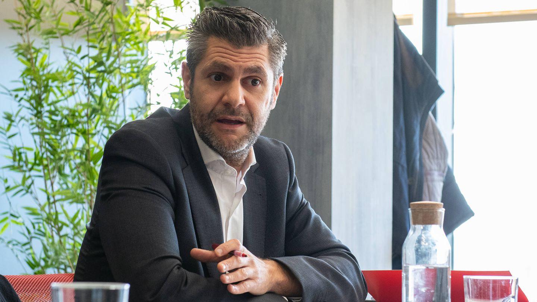 Pablo Alcaraz Marta, 'senior manager' del departamento de Regulación de Acciona.