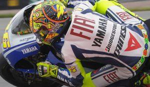 Valentino Rossi logra la 'pole' por delante de Pedrosa y Lorenzo