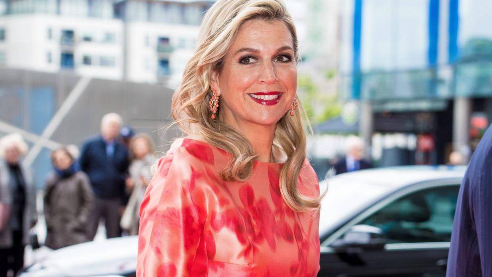 Estamos 'in love' con este look que Máxima de Holanda ha llevado en Irlanda