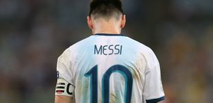 Post de La victoria más amarga de un Leo Messi al que Argentina no necesita