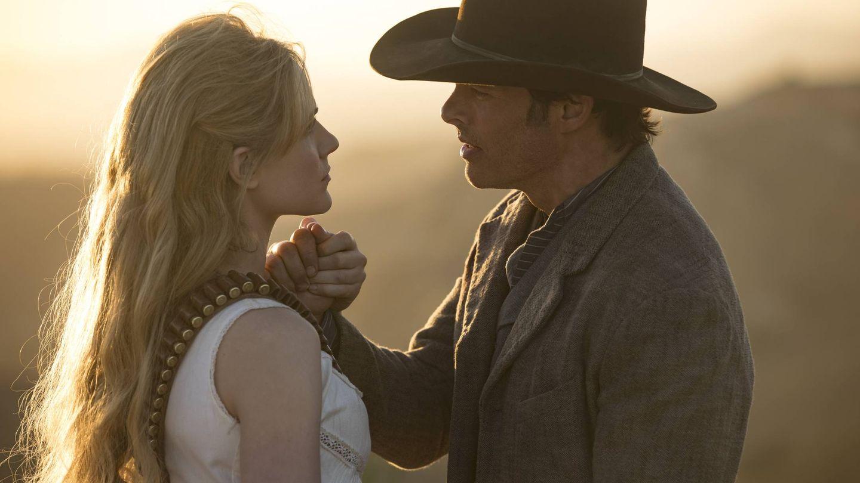 Imagen de la segunda temporada de 'Westworld'. (HBO)