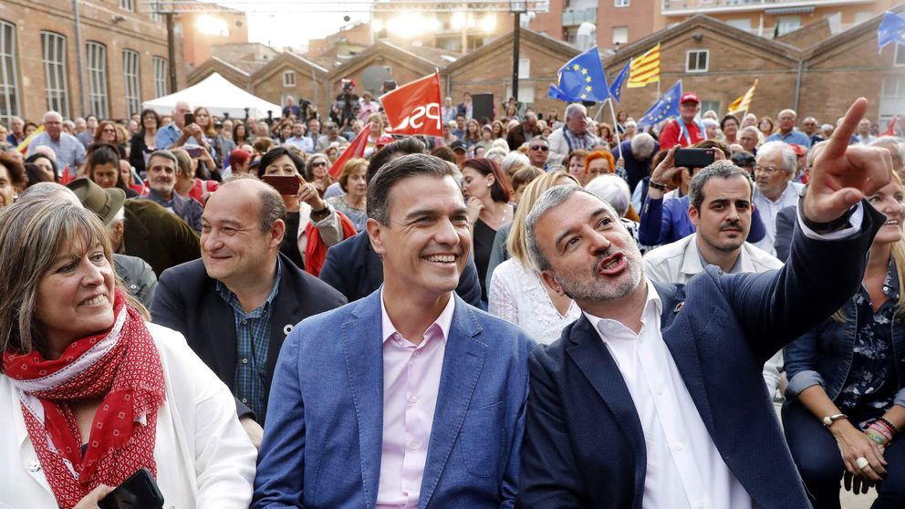 Sánchez atiza a independentistas y derechas: Siempre vetan al PSOE