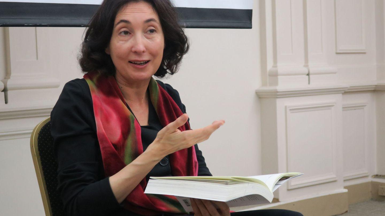 Elsa Punset, en una imagen de archivo. (EFE)