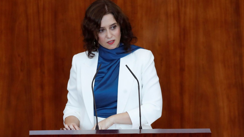 Ayuso quiere un único debate electoral el 20 de abril y fuera de Telemadrid