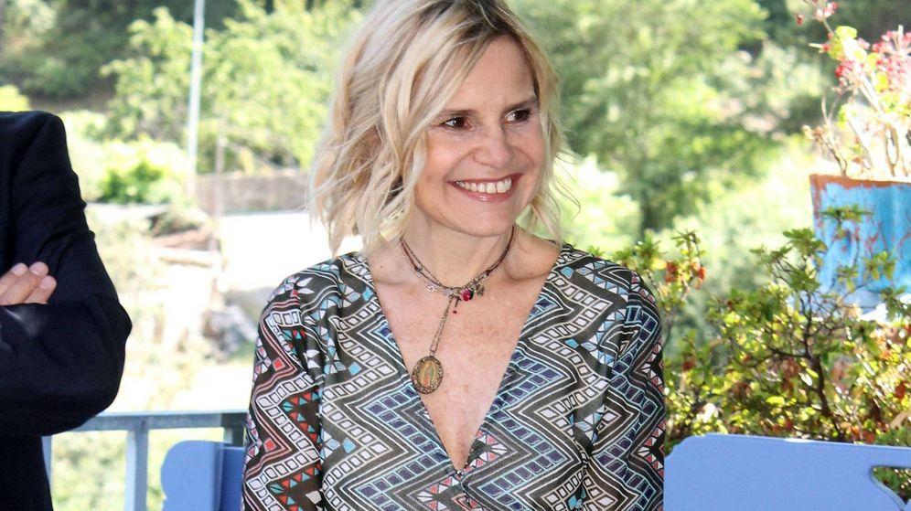 Foto: Eugenia Martínez de Irujo en una imagen de archivo. (Cordon)